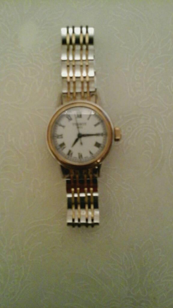 Girls 1853 tissoto watch
