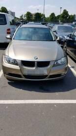 BMW 318d Gold - Manual - 2007