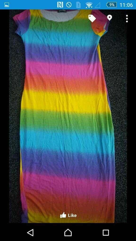 Maxi dress size 10in Cleckheaton, West YorkshireGumtree - Ideal for summer. Great condition Collection only cleckheaton