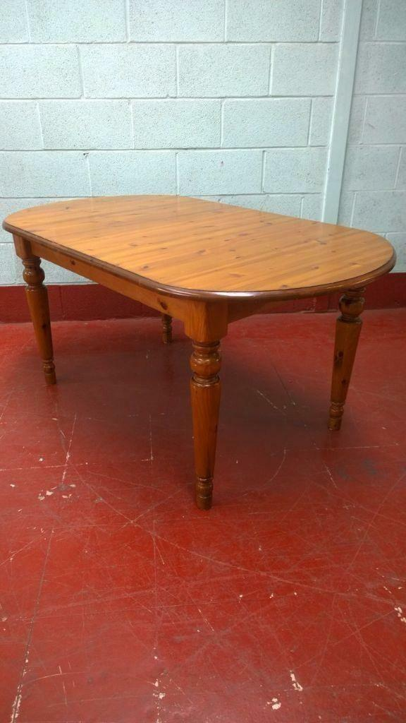 Ducal Victoria pine extending dining table DELIVERY  : 86 from www.gumtree.com size 576 x 1024 jpeg 66kB