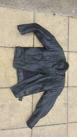 Womens size 10 motorcycle jacket