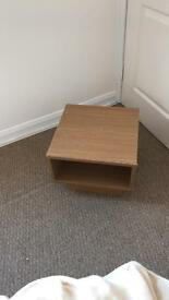 Storage Unit or TV table