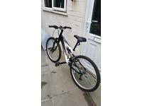 apollo double suspension bike