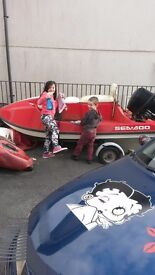 Rare speed boat looking for sensible offers