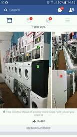 Washing machine dryer selling and repair centre West Yorkshire