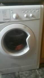 Indesit 7kg A** washing machine