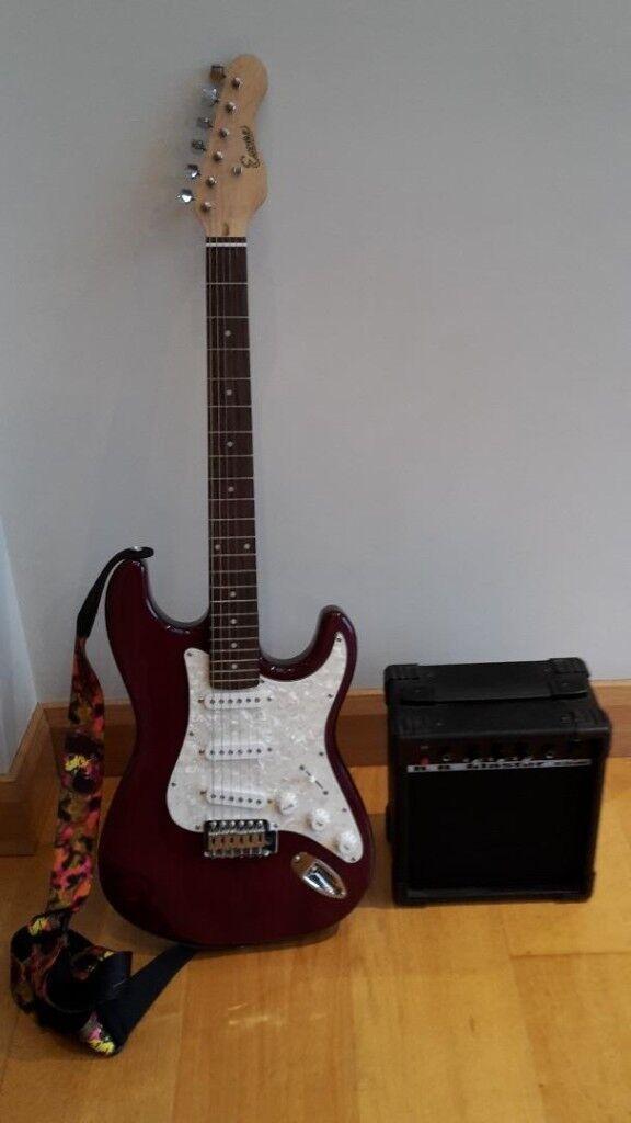 encore blaster e6 electric guitar plus amp in bromley london gumtree. Black Bedroom Furniture Sets. Home Design Ideas