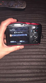 Canon Powershot SX150 IS (RED)