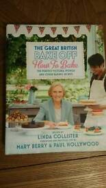 The Great British Bake Off, How to Bake. Brand new.
