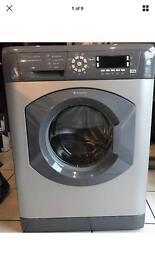 Hotpoint washing machine graphite 1600 spin eco etc