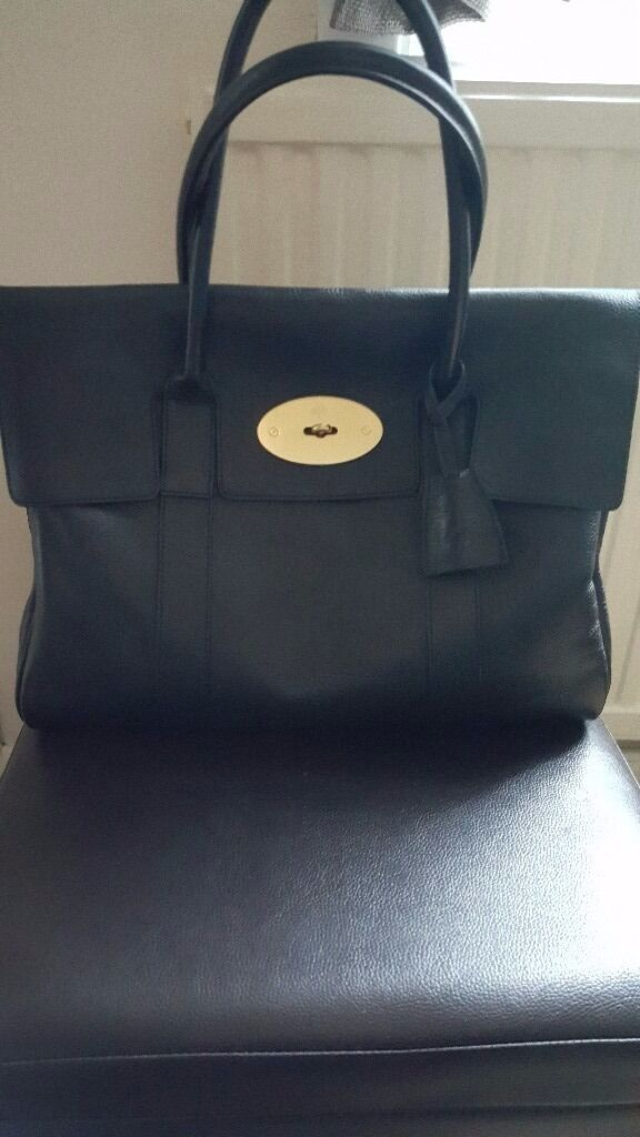 bef8c1296d00 New genuine mulberry bayswater with receipt RRP £995!