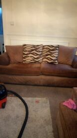 3 and2seater sofas