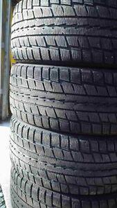 Dunlop Graspic Snow & Ice Tires