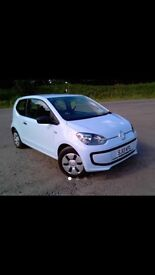 VW up 1 owner which was VW services