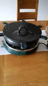 Raclette fryer