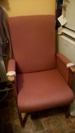 Comfortable chair needs a good home!