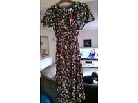 BNWT size 8 Red Herring maternity dress