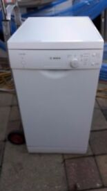 **BOSCH**SLIMLINE DISHWASHER**45CM**ENERGY RATING: A+**COLLECTION\DELIVERY**NO OFFERS**BOSCH!!!!**
