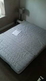 'Lycksele' double sofa bed for sale
