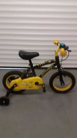 Toddler bike. Great condition a good sturdy first bike