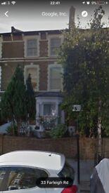 1 large split level flat in London N16 for 2 bedroom Barnet, Enfield, Haringey or Hertfordshire
