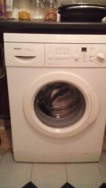 Bosch 1400 spin washing machine
