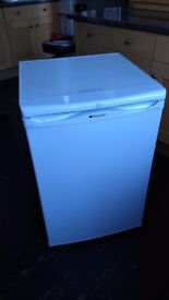 Fridge larder fridge Hotpoint