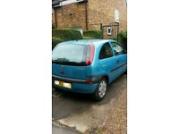 CHEAP RUNNER CORSA 1.0 2002