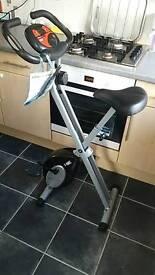 Foldable Home Trainer F-Bike