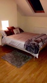 1 Bedroom Fully Furnished Spacious Flat, en-suite, 2 bathroom close to City Centre.