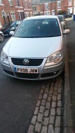 VW Polo Match 1.4tdi