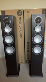 Monitor Audio Silver 8 speakers