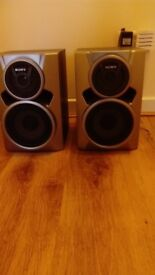 Sony SS-BX3 Speakers For Sale