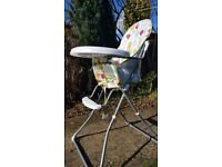 High chair for £5