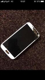 Samsung galaxy *use for spare parts*