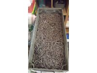 REDUCED.. NAILS .... 2 inch.. AND.. 2 3/4 inch .....