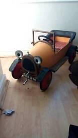 Brum tin car