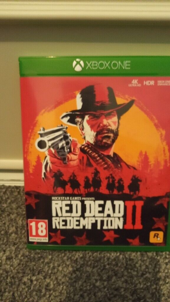 Red Dead Redemption 2, Xbox One   in Larkhall, South Lanarkshire   Gumtree