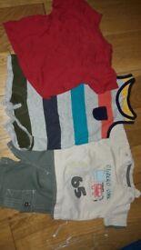 0-3 months boys summer bundle