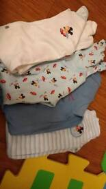Bundle boys clothes 6mths - 1yr