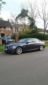 2008 BMW 320D M SPORT CONVERTIBLE