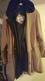 Brand new coats