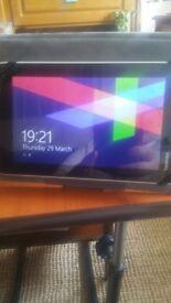 Toshiba 7inch tablet