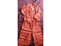 New girls pyjama age 4 -5
