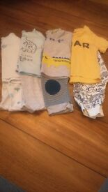 9-12 month baby boy clothes.