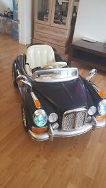 12 Volt Dual motor Childs Electric car