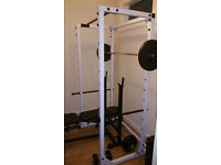 Body Solid Power / Squat Rack