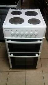 Beko electric cooker separate oven and grill