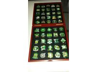 celtic fc supporters pin badge collection