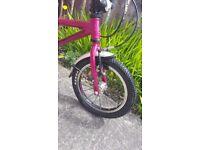 Islabike CNOC 14, Isla bike kids bike with stabilisers